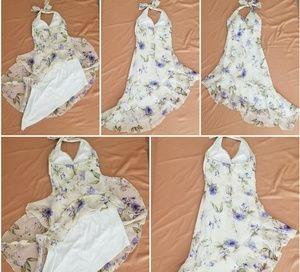 A teens dress.